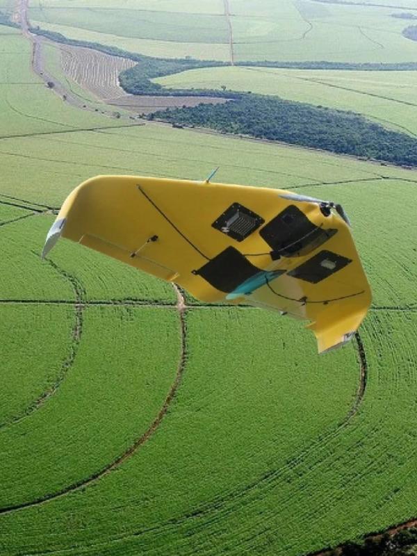 Empresa de mapeamento aereo