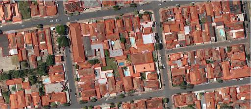 Levantamento aerofotogramétrico com drone