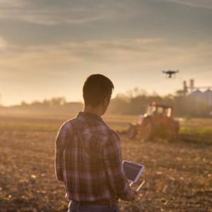 Georreferenciamento com drone